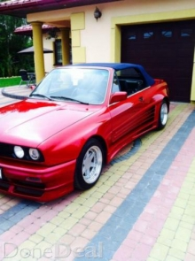 1990 BMW E30 RIEGER GENESIS WIDE BODY