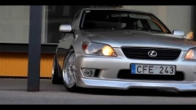 Dovydo Lexus IS 200