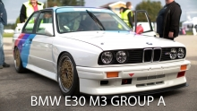 Group A BMW E30 M3 1986
