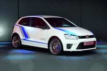 Volkswagen Polo R WRC Test-Drive