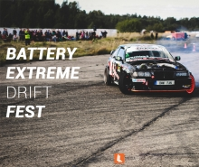 BATTERY EXTREME DRIFT FEST // BY D1SPORT