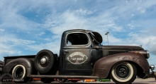 Dodge Pickup Rat Rod