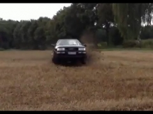 Audi Quattro drift fail