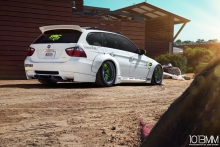 Liberty Walk BMW 3-Series