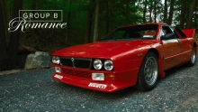 Lancia 037 Group B Represents Last Era of Racing Romance