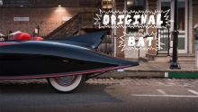 1956 Oldsmobile 88 - THE FIRST BATMOBILE - Built in 1963, sanctioned in 1966