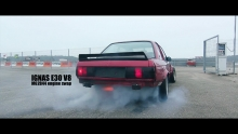IGNAS BMW E30 V8 - End Of Season