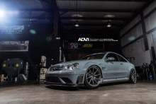 Mercedes Benz CLK63 AMG Black Series