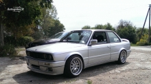 BMW E30 325i M-Tech2 Widebody Turbo 820HP