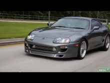 1100HP Real Street Performance Supra 3.4L Tuned by Jay Meagher