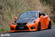 VIP Lexus GT IS-F