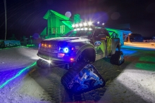 Monster Energy Winter X Games party