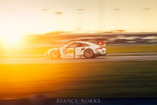 THE 2015 ROLEX 24 HOURS OF DAYTONA
