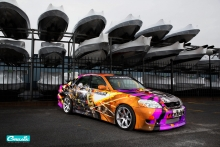 Toyota jzx110 Itasha by CIAY designs