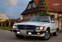 Mercedes-benz Sl 560 R107