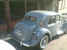 Citroen Traction Avant?