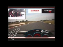 "Honda Civic Type R ""On-Board"""