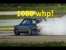 BMW E21 S54 TURBO 1000 AG