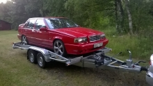 Volvo 850 T5 260hp project