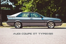 Audi Coupe GT Typ 81/85