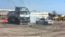 Iveco Turbostar vs.BMW