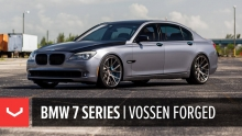 BMW 7 Series Vossen