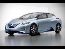 Nissan IDS Concept Unveiled at Tokyo Motor Show