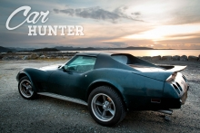 Car Hunter S01E04 Chevrolet Corvette C3 Stingray