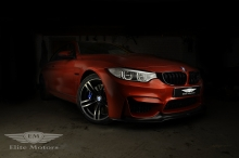 Bmw M4 Vorsteiner by Elite Motors