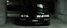 Honda CRX Turbo