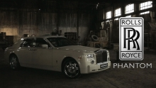 Rolls Royce Phantom Test Drive