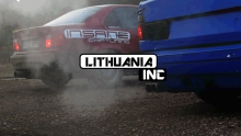 D1 sport new year drift party | LithuaniaiNC