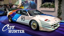 Car Hunter S01E06 SPECIAL: Essen Motorshow - Part 2