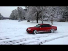 Audi 100 C4 S4/S6 Turbo Quattro Snow Drift