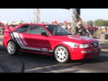 Audi Coupe Vs Seat Leon TDI