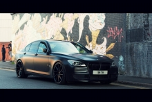 BMW Black 7 Boss