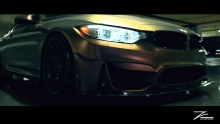 BMW M4 | Midnight on Z-Performance