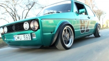 VW Golf Mk1 | Velnys Media