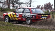 BMW 318is E30 Rally Acceleration & Sound