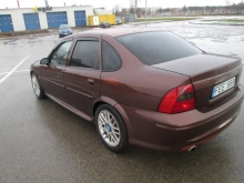 Vectra B makeovers