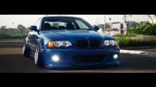Harun's aired E46 // Gozzmoe Media