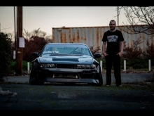 Scott's Faction Motorsports 240sx S13 // Stance