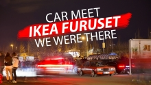Car Meet @ Ikea Furuset - March 19th 2016