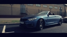 BMW 4 Series Vossen Wheels CV7 - 4K Ultra HD