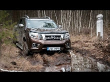 Nissan Navara NP300: Adventure in the mud