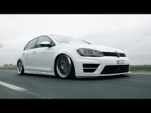 Golf VII R - HG Motorsport
