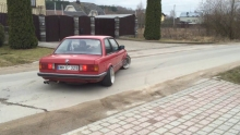 BMW e30 Testing KaronBMW