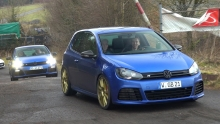 Volkswagen Golf 6 R 3.6 HGP Biturbo - Extremly Fast Golf!