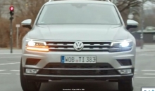 2017 Volkswagen Tiguan Teaser ᴴᴰ