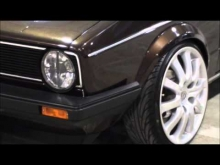 GOLF 1 GTI DOHC 16v Engine ᴴᴰ